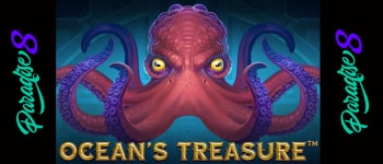 Paradise 8 casino Ocean Treasure Slot