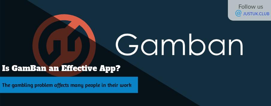 Is GamBan an Effective App?