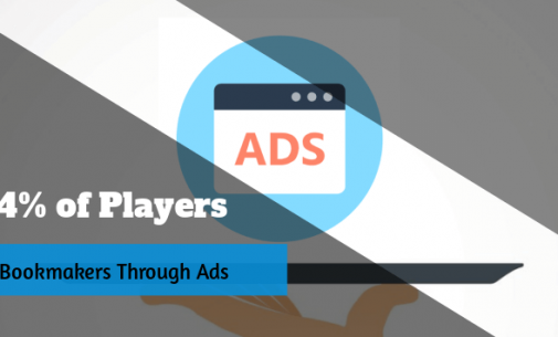 UKGC: 34% of Players Learned About Bookmakers Through Ads